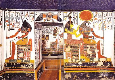 Historía Masónica I: La Antigüedad